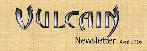 Vulcain publie sa newsletter Teaser10