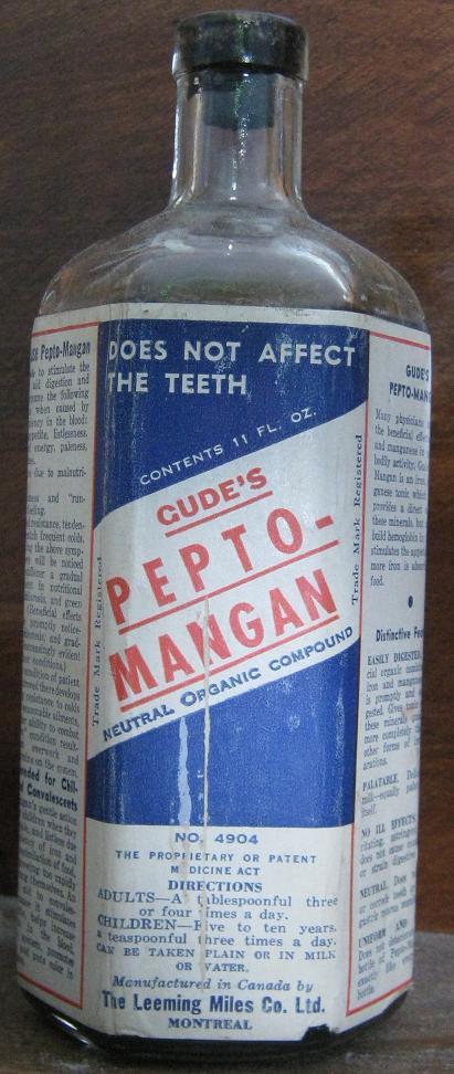 bouteille de Pepto-Mancan (Gude) Leemin10