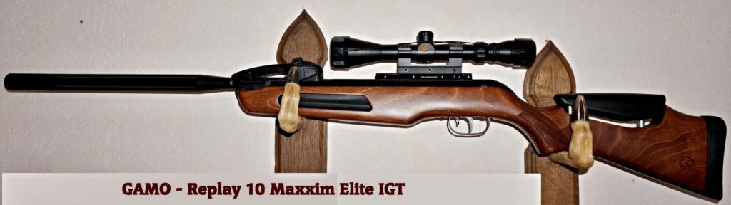 GAMO - Replay 10 Maxxim Elite IGT Gamo_r12