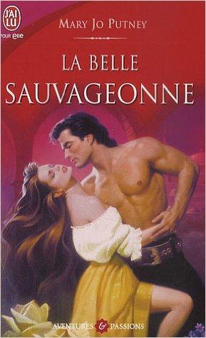 PUTNEY Marie Jo - TRILOGIE DES FIANCEES - Tome 1 : La belle sauvageonne   4110ty10