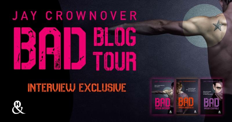 BLOG TOUR HARLEQUIN  - Interview de Jay Crownover Blog-t10