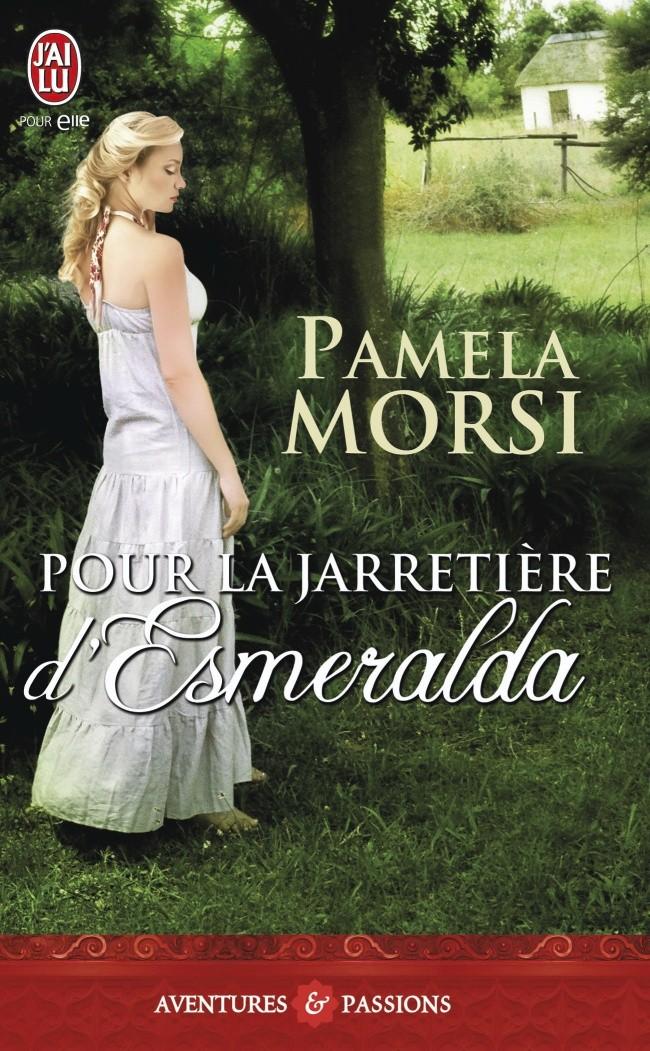 MORSI Pamela - Pour la Jarretière d'Esmeralda Pour-l11