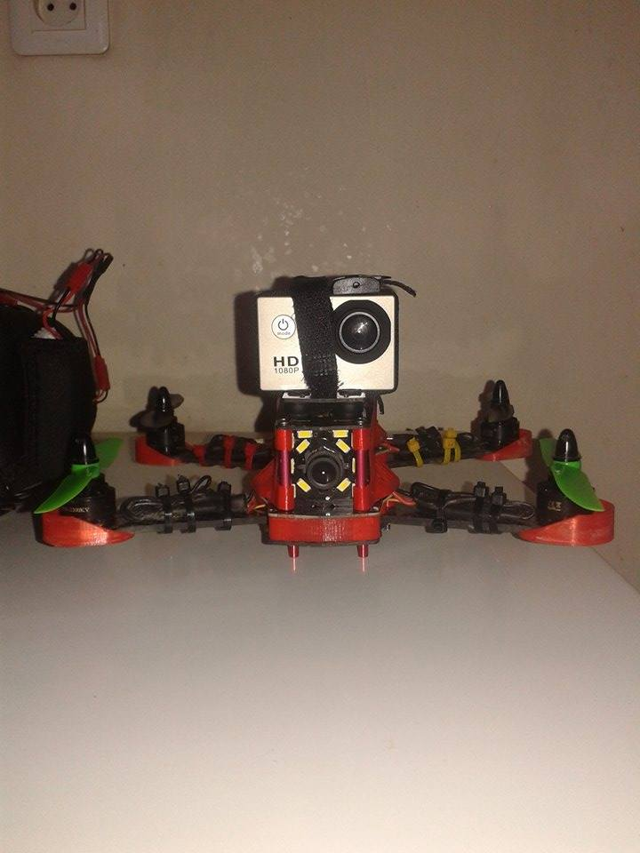 Tuto zmr250 CleanFlight, Betaflight 13348610