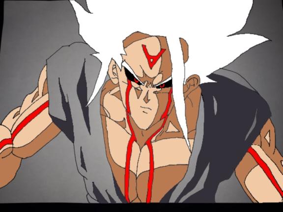 Mes dessins en tous genre Goku_b10