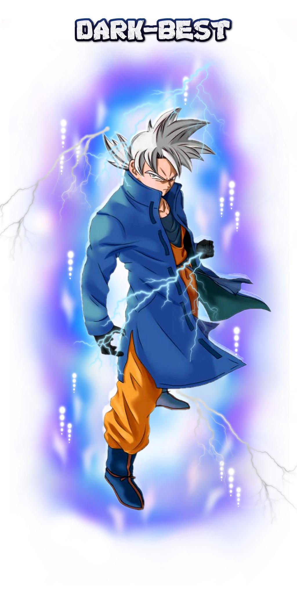 Mes dessins en tous genre Goku_u12