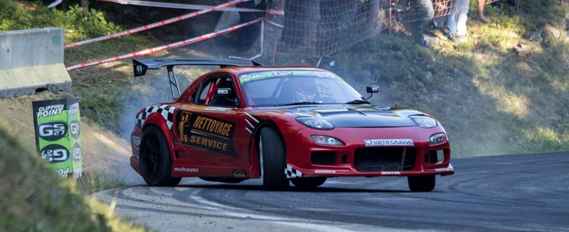 Championnat de France drift Lauren11