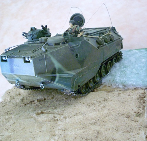 diorama LVTP Lvtp710