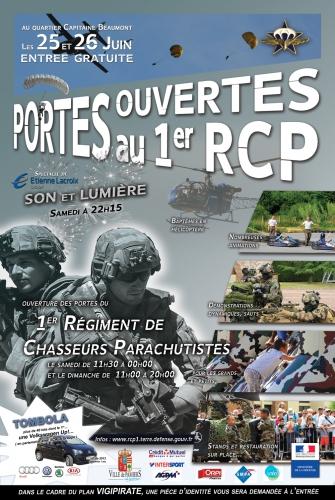 25 & 26 juin: JPO au 1er RCP de Pamiers (09) 71446810
