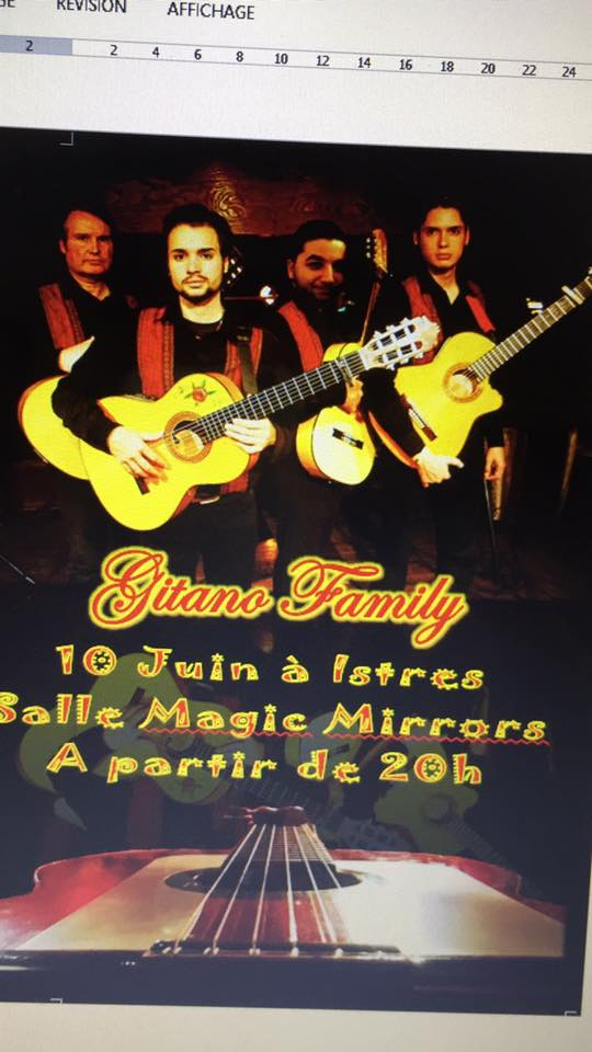 Gitano Family ISTRES 13332910