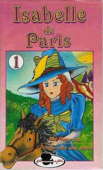 Séries animées existant en Vhs ou Dvd étrangers Isabel11