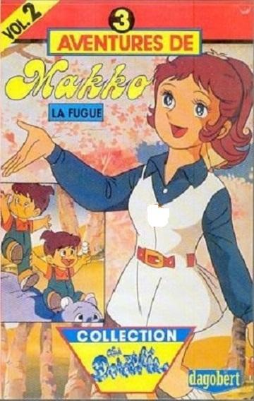Séries animées existant en Vhs ou Dvd étrangers Makko-10