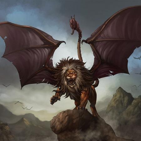 Demande d'ajout de monstres dans le bestiaire - Page 3 2_mant10