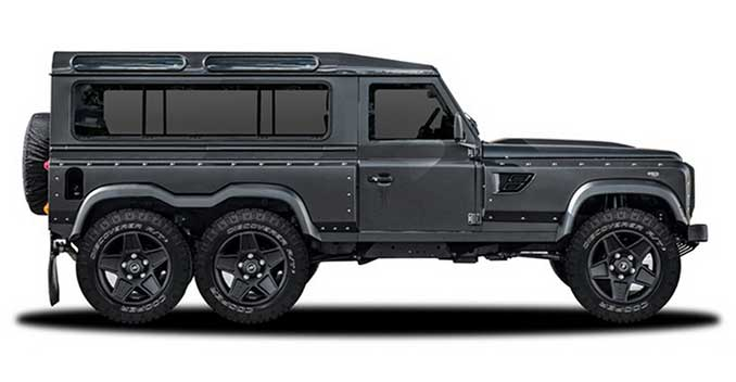 Conversion hg p601 en defender 6x6 Image14