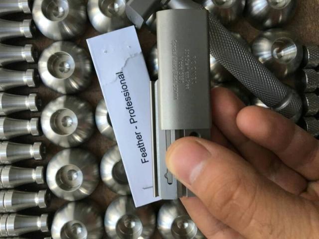 ROCNEL SE50 - Rocnel SE50 316 Stainless Steel Razor Rocnel14