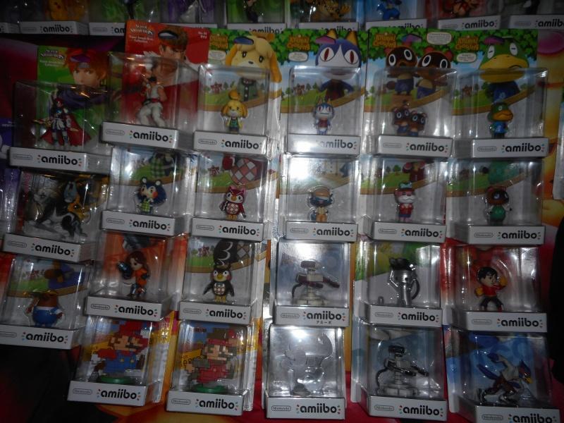 Collection yan67 : Arrivées Jeux PS1(19) et NES  p5 : 07/09/16 - Page 3 Amiibo11