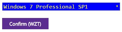 Download WINDOWS ISO chính thức (mọi phiên bản) từ Microsoft Confir10