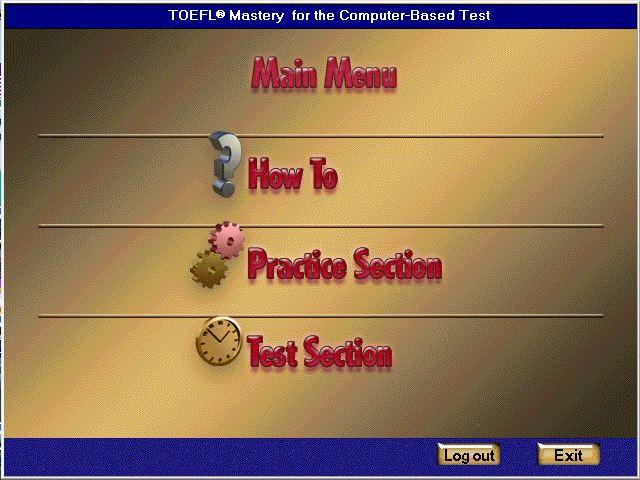 Phần mềm luyện thi TOEFL MASTERY 2.0 Toefl_12