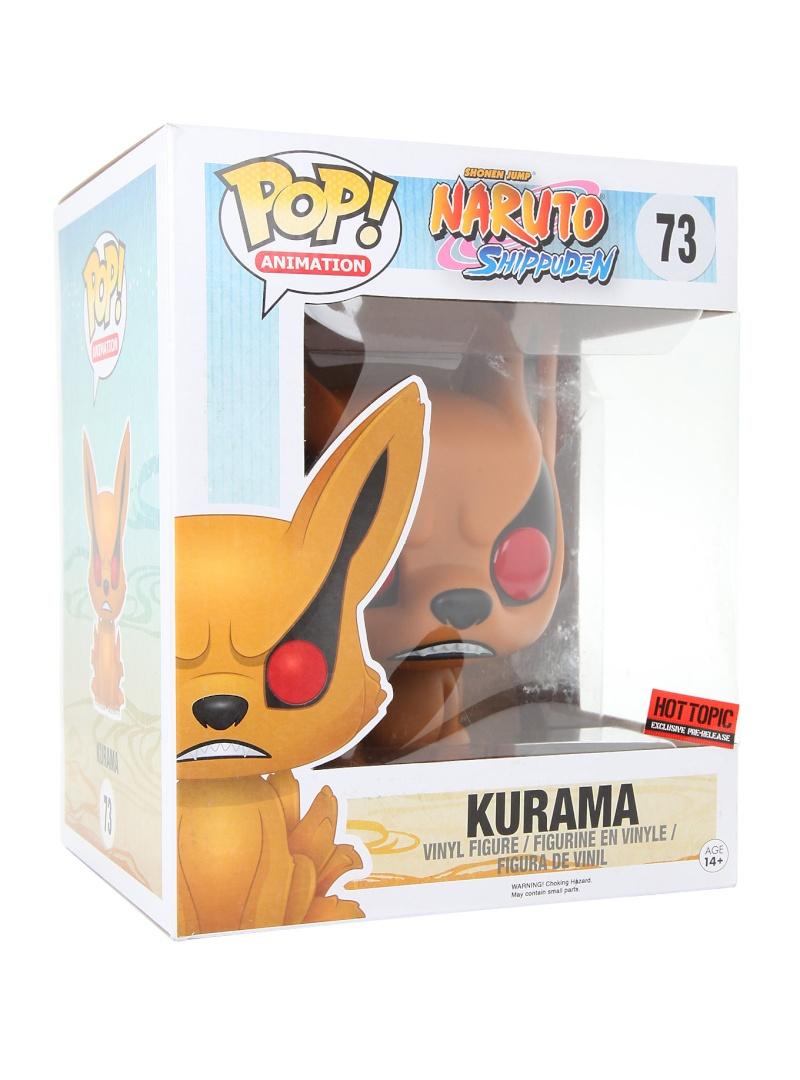 Funko pop Kurama10