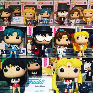 Funko pop Sailor10