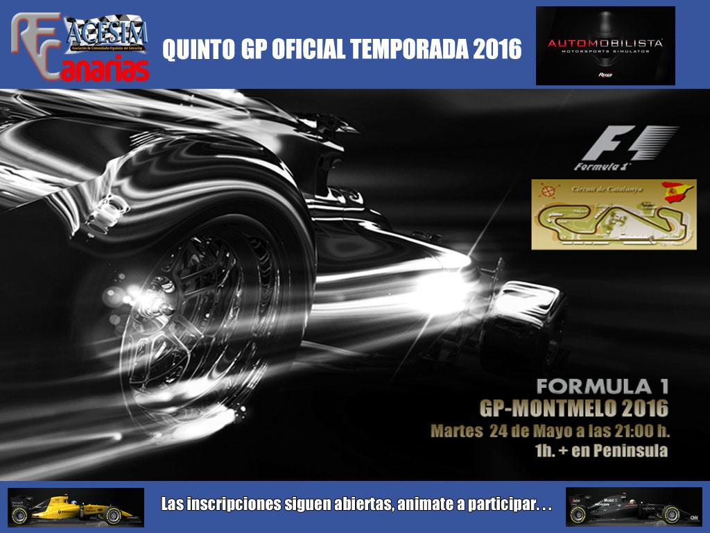 FORMULA ONE BARCELONA 2016 Gp_mon11