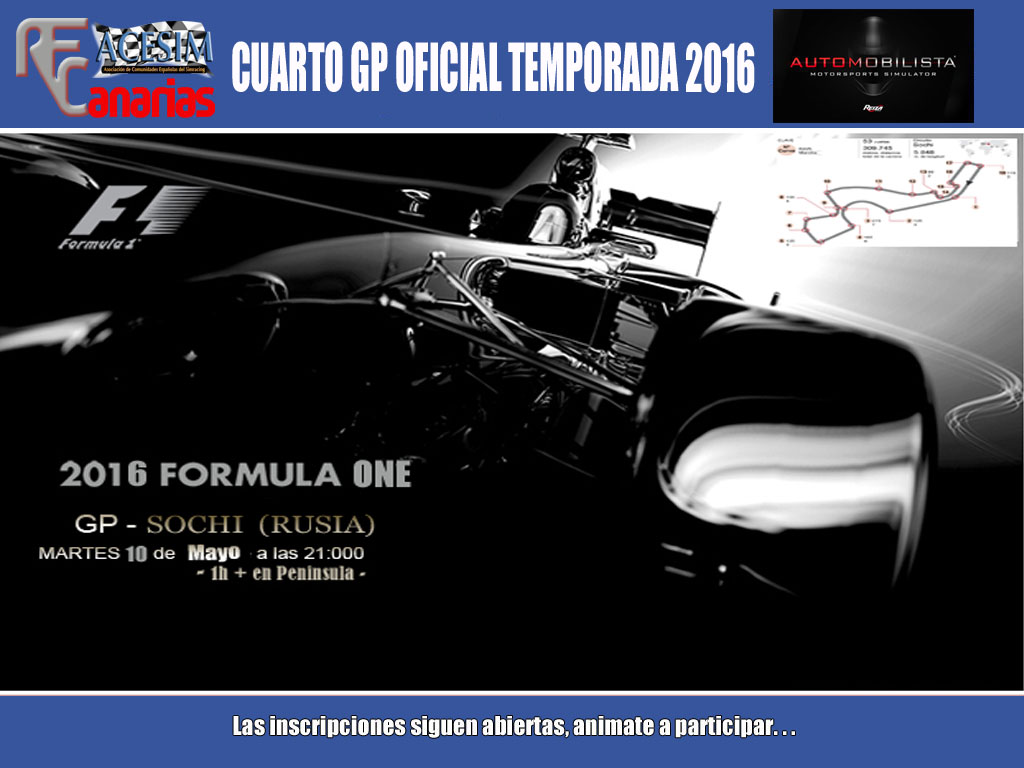 FORMULA ONE SOCHI 2016 Gp_soc10