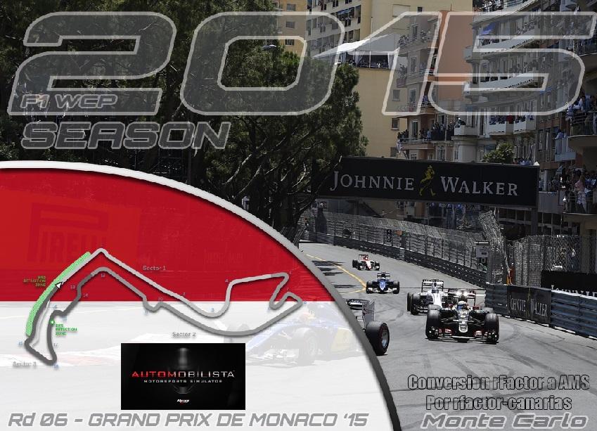 CIRCUITOS F-ONE CON DRS  Monaco10