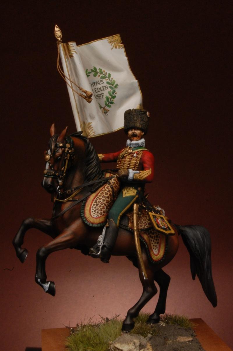 Georges Klein de Kleinenberg - et le drapeau de la King German Legion - Page 2 2016_018