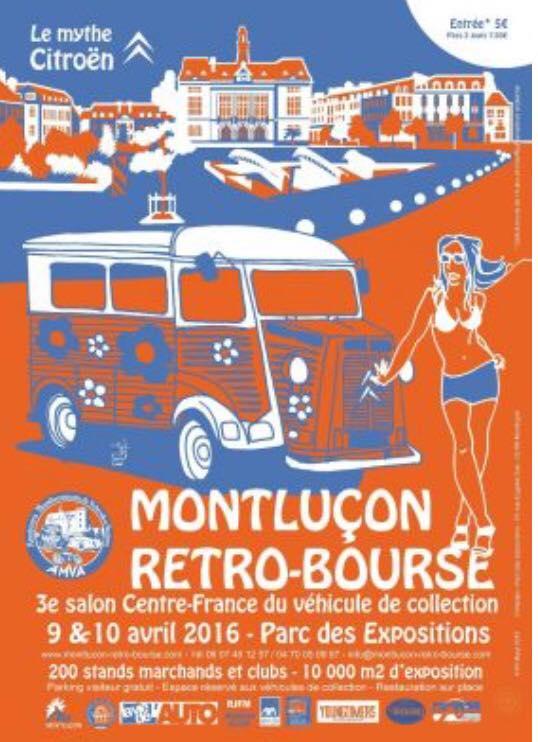 Montluçon retro bourse  12961510