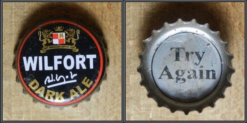 capsules de bière françaises avec un intérieur imprimé Wil10