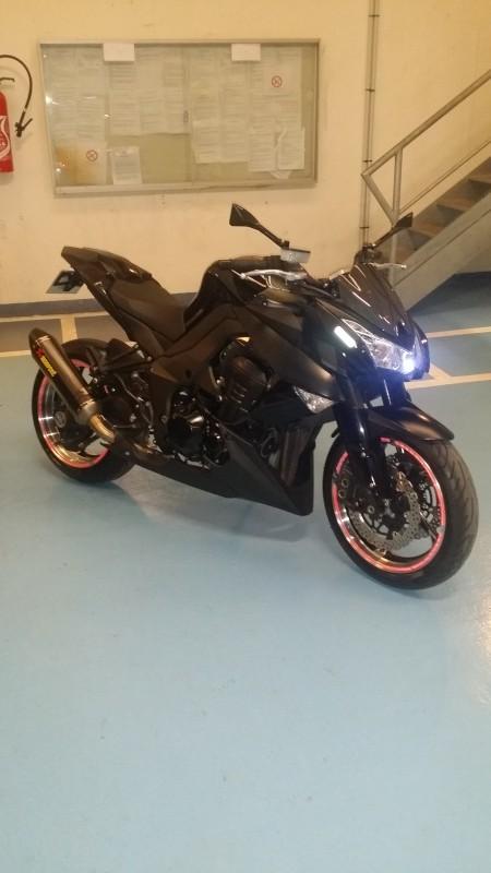 [VENDU] Kawasaki Z1000 ABS 2011 20160310