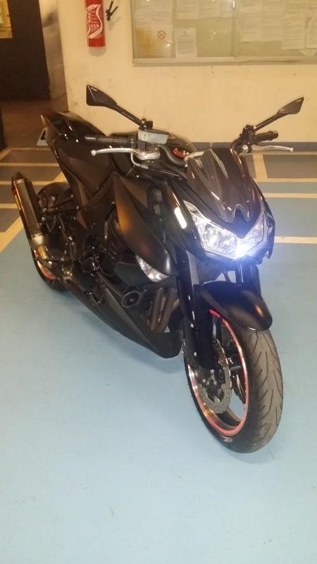 [VENDU] Kawasaki Z1000 ABS 2011 20160311