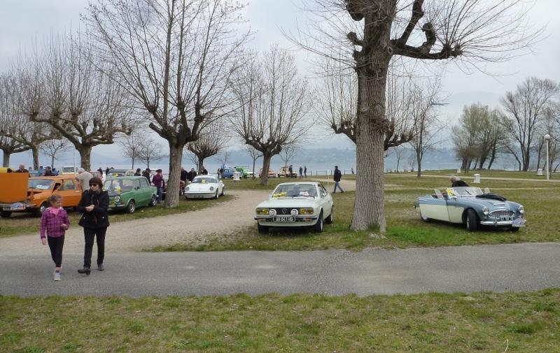 73 rassemblement d'anciennes Bourget du lac 2 et3 avril 2016 P1110811