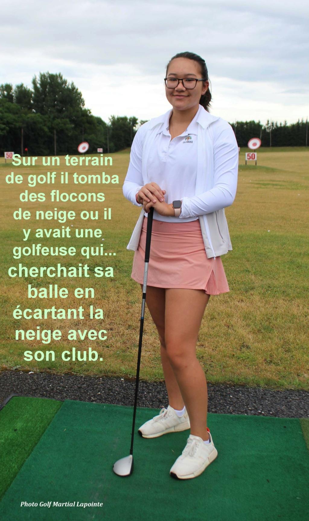 PHRASES A POURSUIVRE Golf-q13