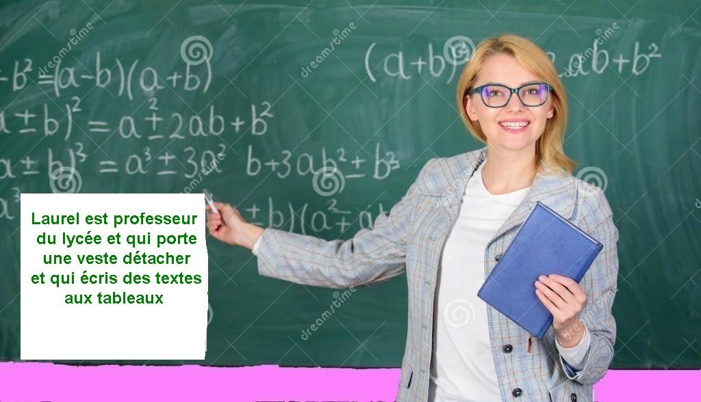 LES TABLEAUX DE LAUREL    School11