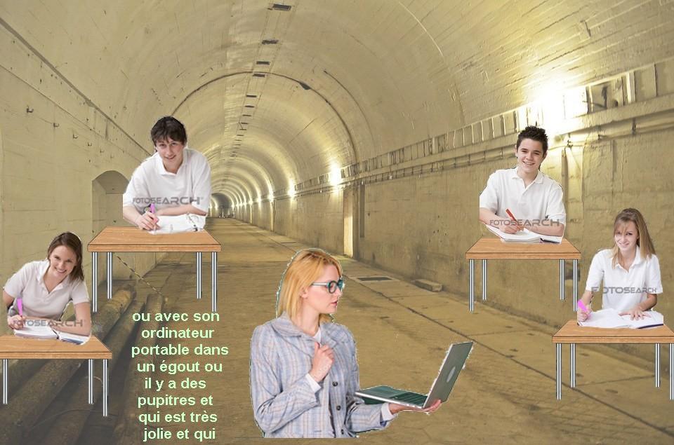 LES TABLEAUX DE LAUREL    Tunnel15