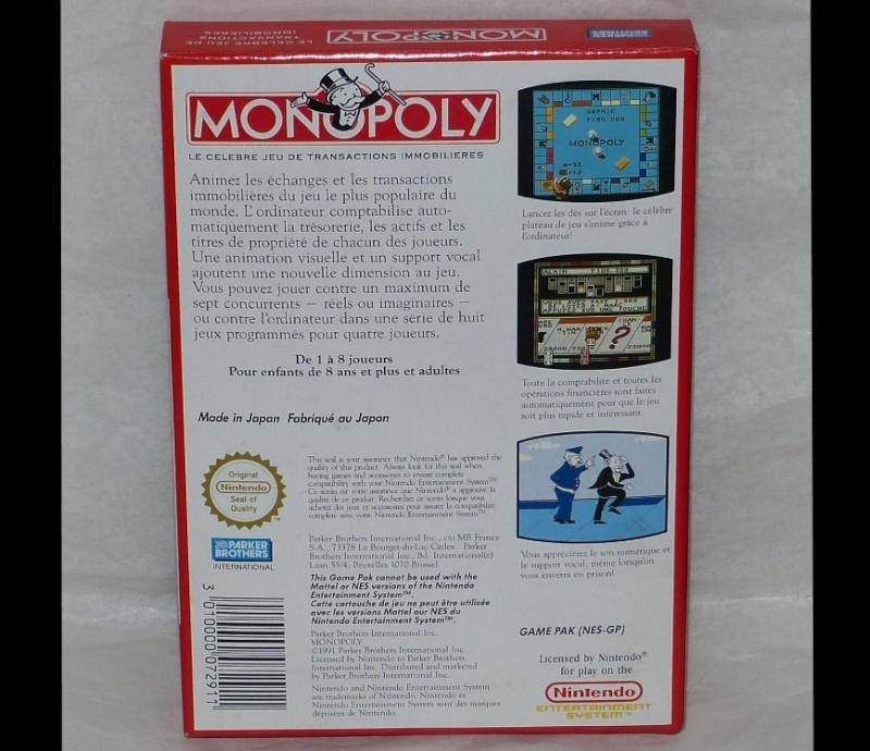 Nintendo vintage: la NES, la SNES, la N64 et jeux, visuels - Page 2 01010