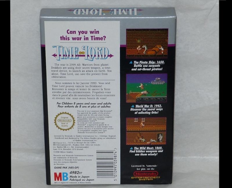 Nintendo vintage: la NES, la SNES, la N64 et jeux, visuels - Page 2 0411