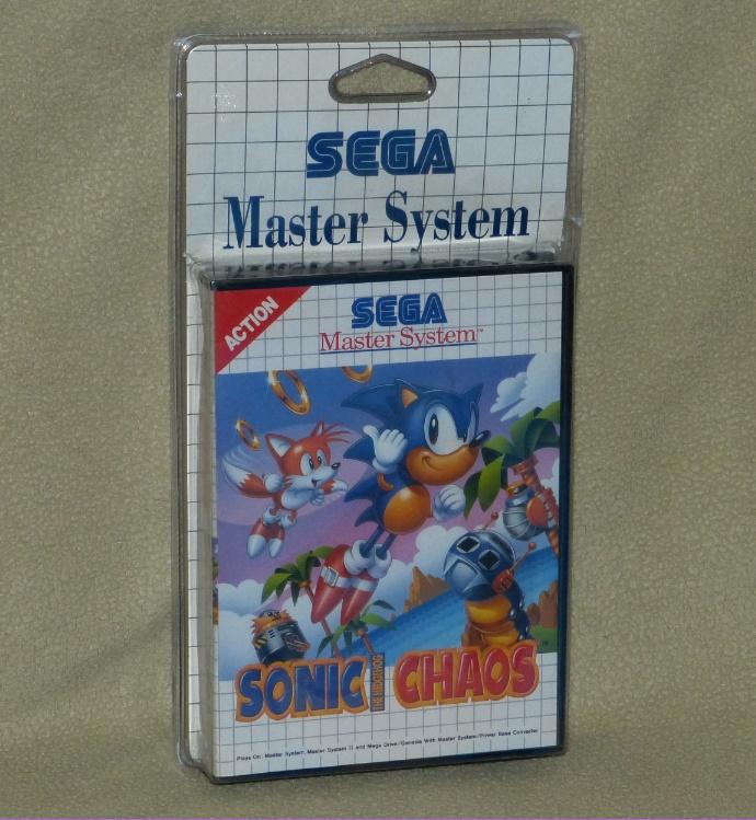 Sega vintage: Megadrive, Mastersystem,Saturn et jeux J0911