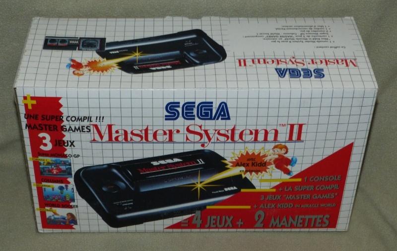 Sega vintage: Megadrive, Mastersystem,Saturn et jeux Ms0112