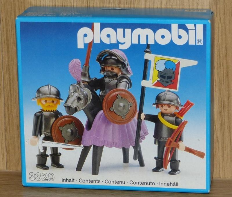 [Playmobil] Le thème MOYEN-AGE chateaux, chevaliers... - Page 2 Pl0110