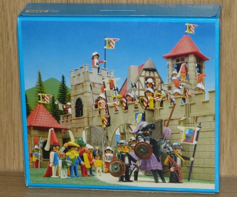 [Playmobil] Le thème MOYEN-AGE chateaux, chevaliers... - Page 2 Pl0210