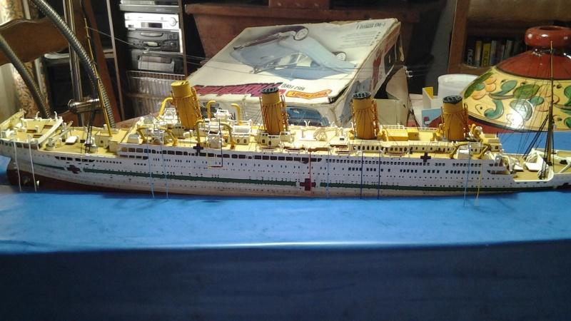 HMHS Britannic ACADEMY 1/400 20160412