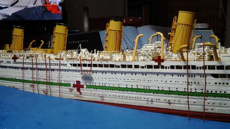 HMHS Britannic ACADEMY 1/400 20160413