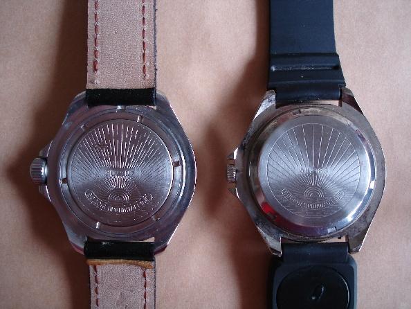 Militaria Soviétique ou pas ? montres soviétiques Vostok Vostok10