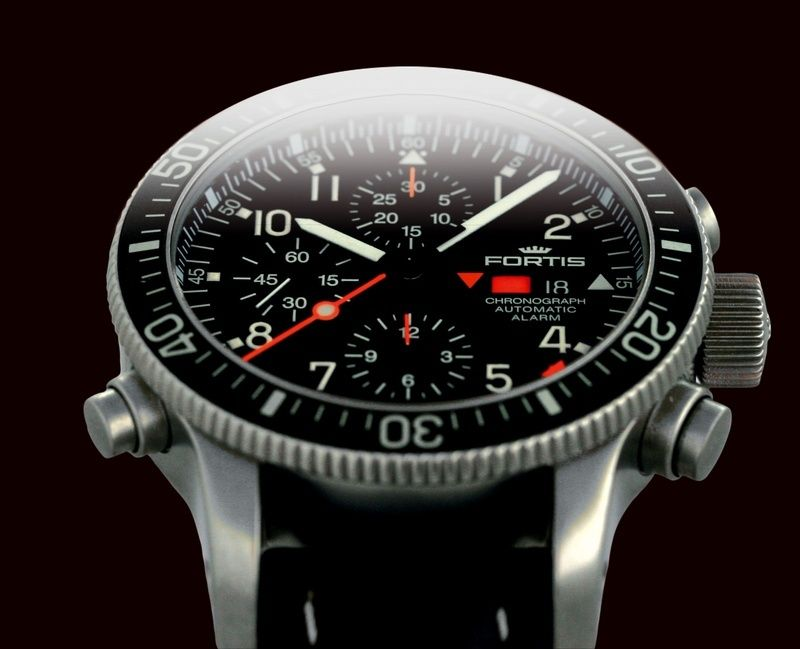 Fortis Spacematic Pilot Professional E7cfbf11