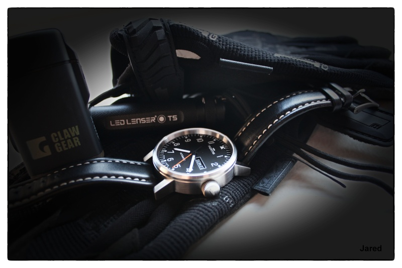 Fortis Spacematic Pilot Professional Fortis14