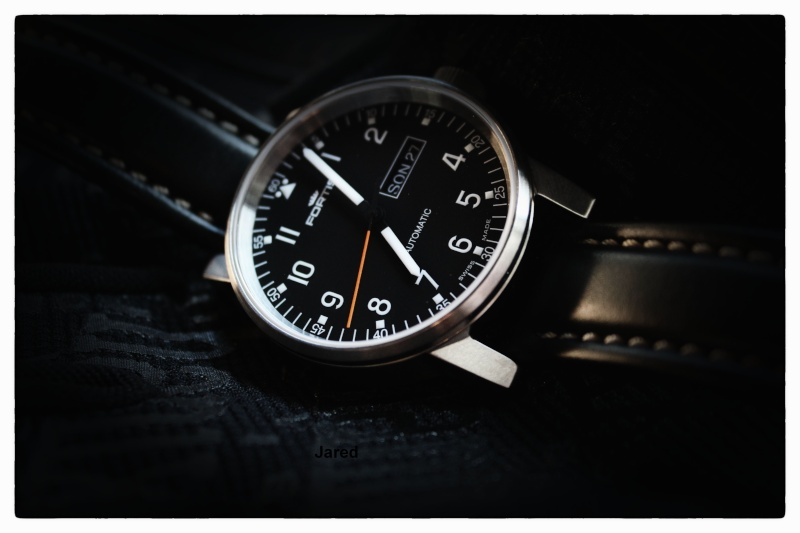Fortis Spacematic Pilot Professional Fortis17