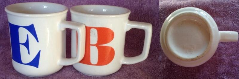 not the alphabet mug, 1431 for GALLERY 1431a10