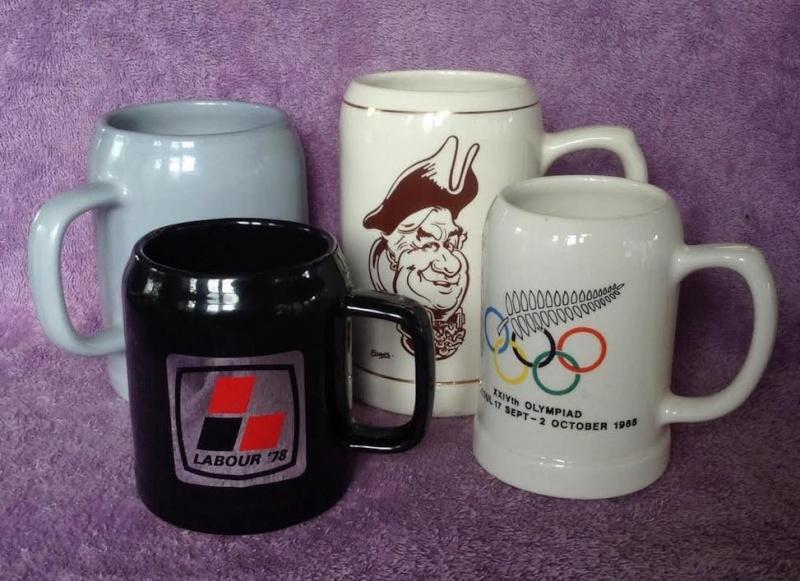 Tom Clark limited edition mug is shape 1397 Clark110