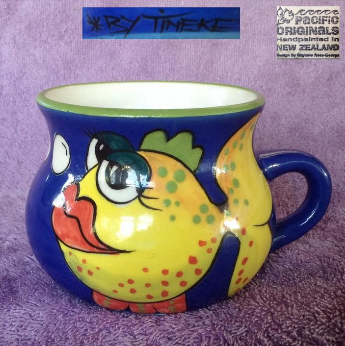 Pacific Originals Fishy Mug Tineke10